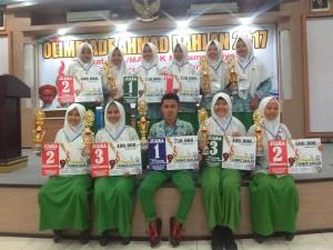 Juara OAD 1
