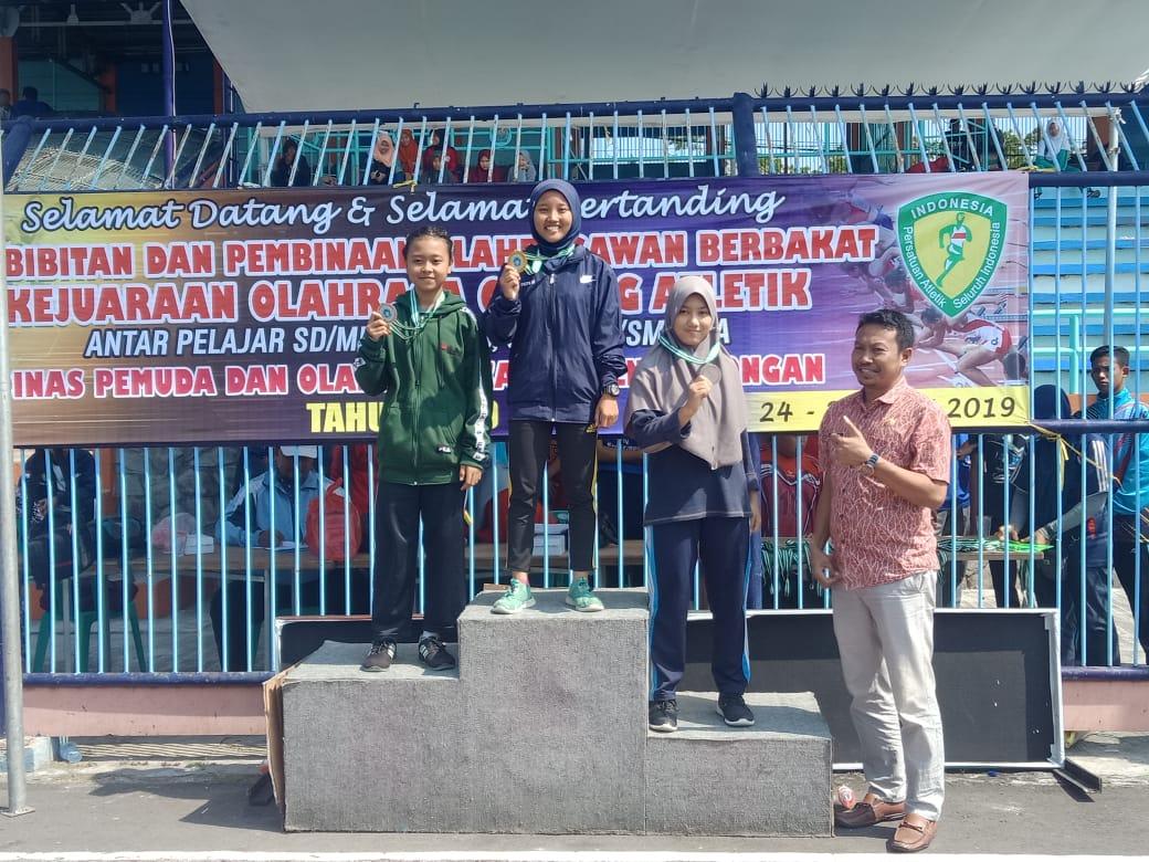 Liburan di Surajaya Siswa SMAM 1 Babat Raih Juara Olahraga Cabang Atletik 2019